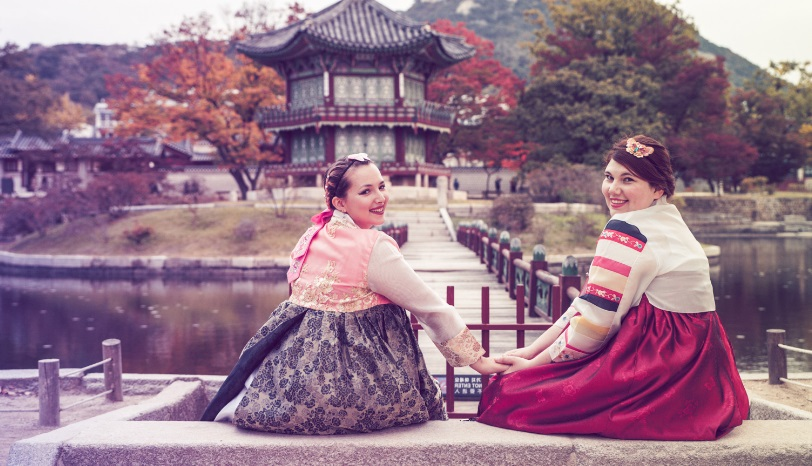 Hanbok, costume traditionnel
