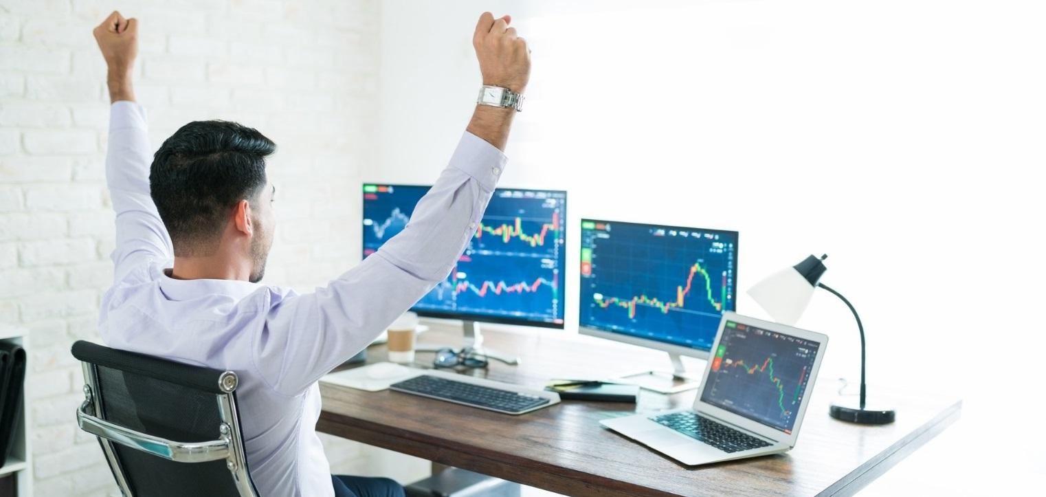 Trading bourse
